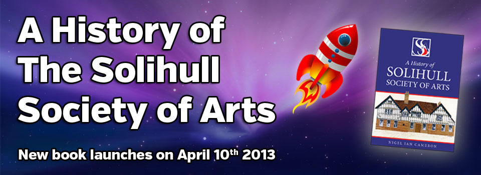 A History of the Solihull Society of Arts