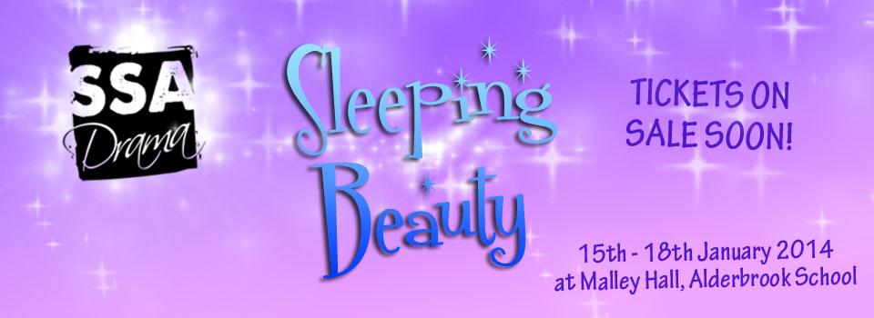 SSA Drama Present Sleeping Beauty!