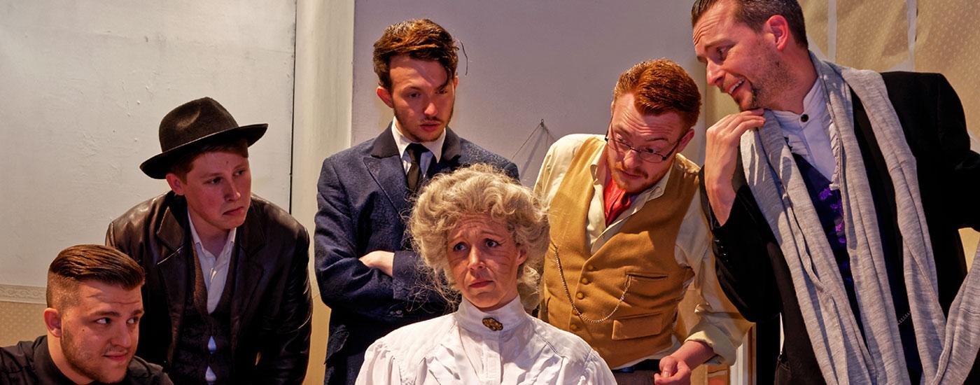 SSA Drama - The Ladykillers